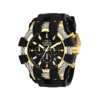 "INVICTA Herren-Chronograph ""Bolt"" IP-vergoldet"
