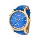 """PortaS Herren-Automatikuhr """"Calvisius"""" blau - 94134300000 - 1 - 140px"""