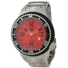 "SWISS LEGEND Herrenuhr ""Neptune Force"" rot"