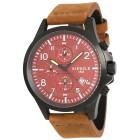 KIENZLE Pilot-Chronograph Lederband grün Vintage - 94343900000 - 1 - 140px