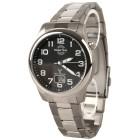 Unisex Uhr Master Time Titan-Funkuhr, Titanband - 94361800000 - 1 - 140px
