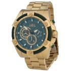 INVICTA Uhr Chronograph Bolt Quarz IP-vergoldet