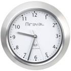 Miraval Funk-Wanduhr silber, inkl. Batterie - 94520000000 - 1 - 140px
