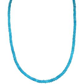 Collier äthiop. Opal 925 Silber