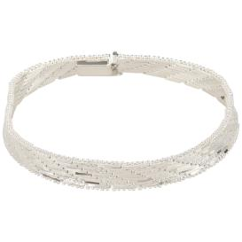 Armband Riccio 950 Silber