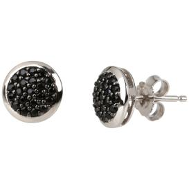 Ohrstecker 925 Sterling Silber Spinell