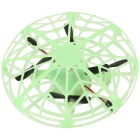 Image of Quadrocopter Ufo 3,7V grün fluoreszierend