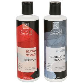 KESH BLOND GLANZ Shampoo + Schönheits Haarkur
