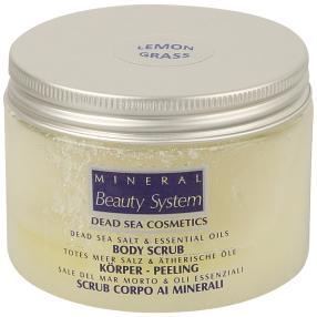 MINERAL Beauty System Salt&Oil BodyScrub Lemongras
