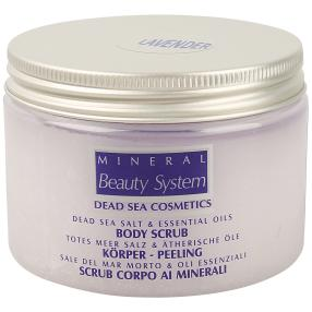 MINERAL Beauty System Salt&Oil Body Scrub Lavender