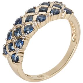 Ring GG585, Saphir Thailand