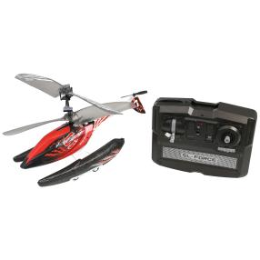 Silverlit Hydrocopter, rot