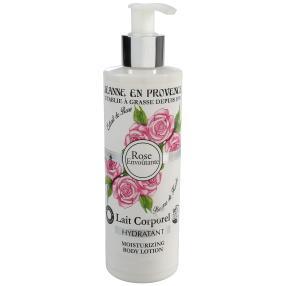 Jeanne en Provence Rose Body Lotion 250ml
