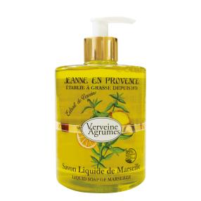 Jeanne en Provence Verveine Argumes Flüssigseife