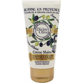 """Jeanne en Provence Handcreme """"Divine Olive"""""""