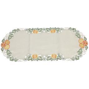 Tischläufer Ostern 38 x 90 cm, bestickt