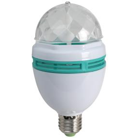 LED Leuchtmittel Disco, Metall, Kunststoff