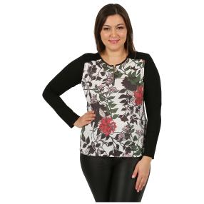 """IMAGINI Damen-Shirt """"Modena"""" multicolor"""