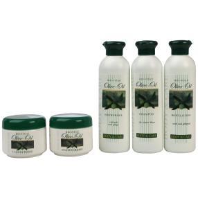 Olivenöl Pflegeset 5-teilig