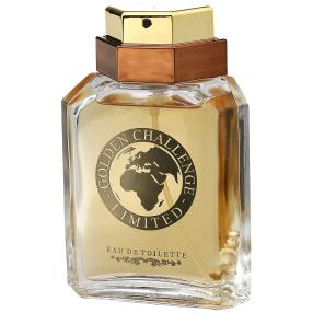 Golden Challenge Limited for men EdT 100ml