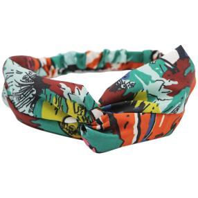 Haarband multicolor