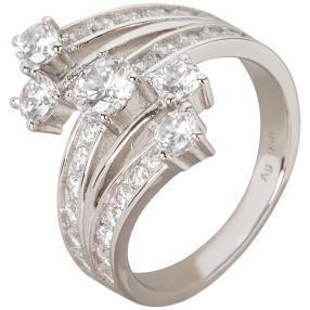Ring 930 Silber Zirkonia