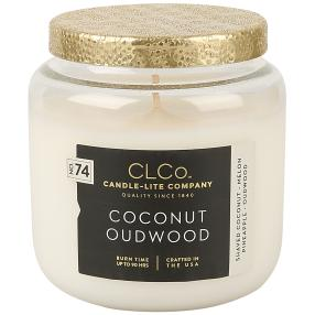 "Candle-Lite Duftkerze ""Coconut Oudwood"""