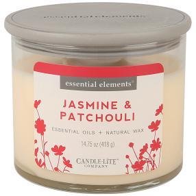 "Candle-Lite Duftkerze ""Jasmin & Patchouli"""