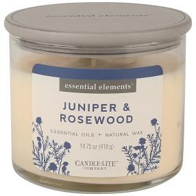 "Candle-Lite Duftkerze ""Juniper & Rosewood"""