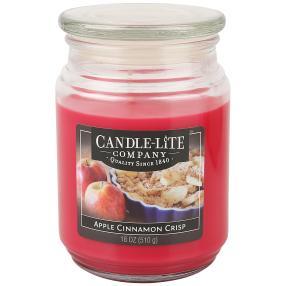 """Candle-Lite Duftkerze """"Apfel/Zimt"""""""