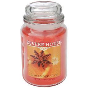 Revere House Duftkerze Pomander Spice 652g
