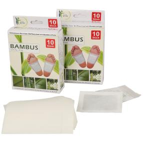 Bambuspflaster 2er Set