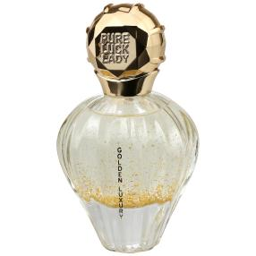 Pure Luck Lady mit 22 Karat Blatt Gold 100ml EdP
