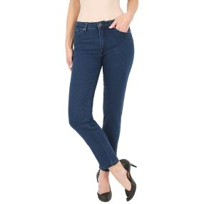 "Jet-Line Damen-Jeans ""True Blue"" blue"