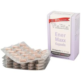 ViaBia EnerMaxx Kapseln
