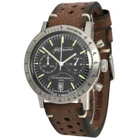 "Zeppelin Herren-Chronograph ""Racing"" Quarz"
