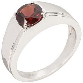 Ring 925 Sterling Silber Granat