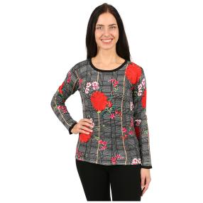 """IMAGINI Damen-Pullover """"Primavera"""" multicolor"""