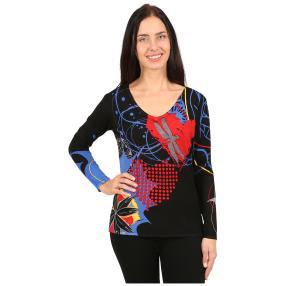 """IMAGINI Damen-Pullover """"Capri"""" multicolor"""