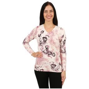 """IMAGINI Damen-Pullover """"Albenga"""" multicolor"""