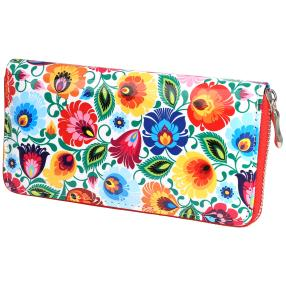 DONNA Börse Flowers, multicolor