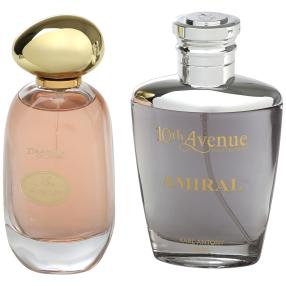 10TH Avenue Mon femme 95ml & Amiral 100ml men Set