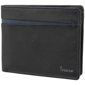 TESORO Herren-Börse RFID-Schutz
