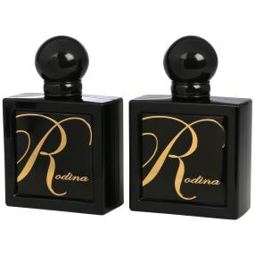 Rodina Black EdP 2 x 100ml Damenduft