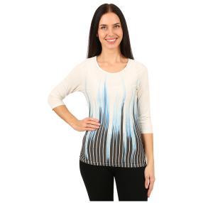 IMAGINI Damen-Shirt 'Bergamo' multicolor
