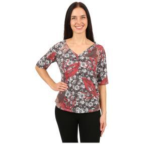 IMAGINI Damen-Shirt 'Vittoria' multicolor