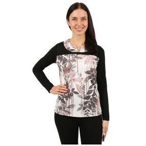 IMAGINI Damen-Shirt 'Tivoli' multicolor