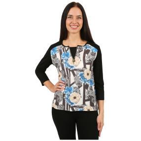 IMAGINI Damen-Shirt 'Rovigo' multicolor