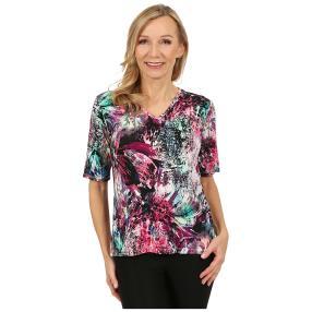 IMAGINI Damen-Shirt 'Veleso' multicolor