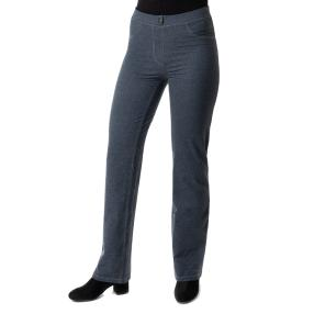 FIGURANTY Jeans-Leggings jeansblau
